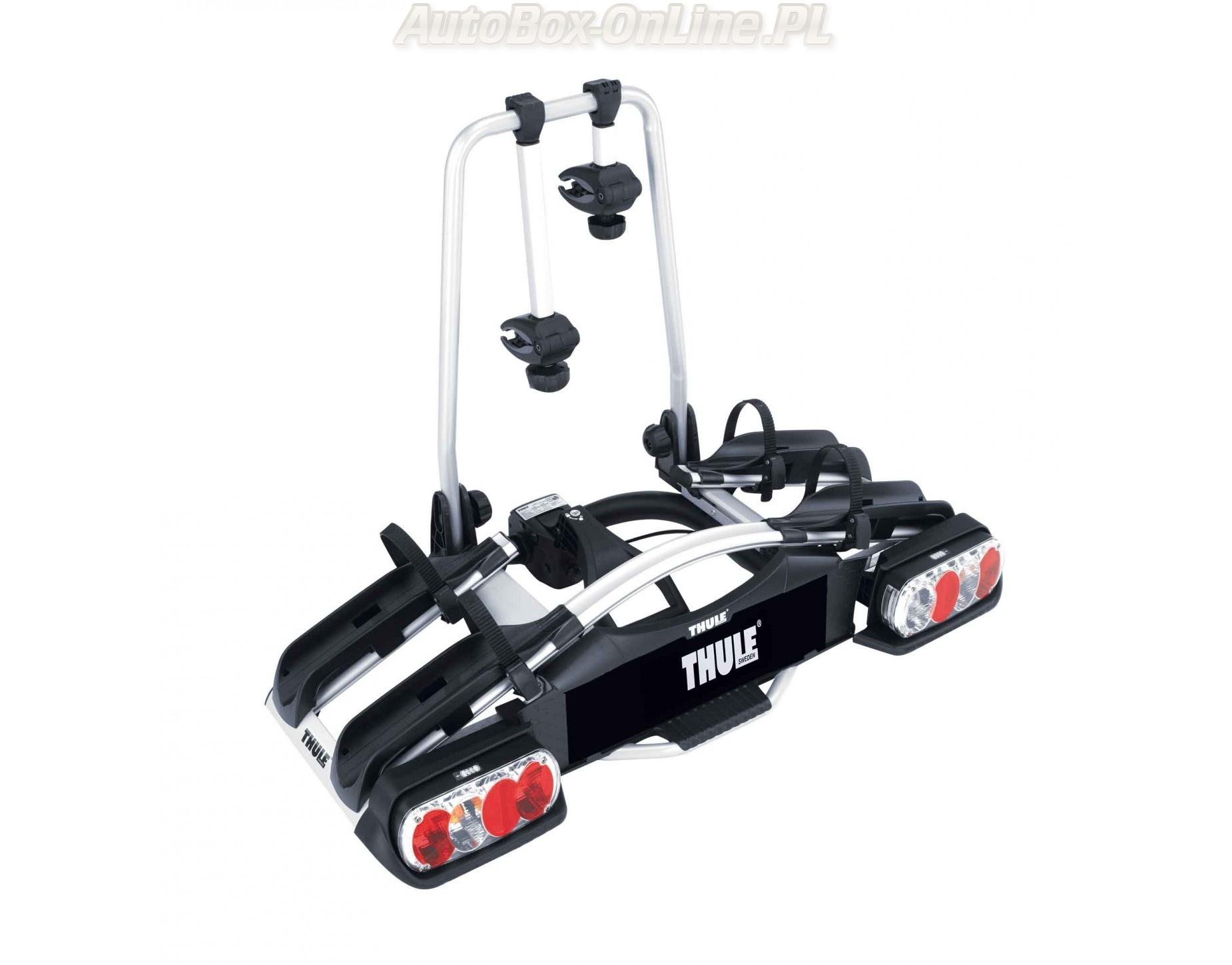 THULE EuroWay 920 G2 Platforma na 2 rowery mocowana na haku ze