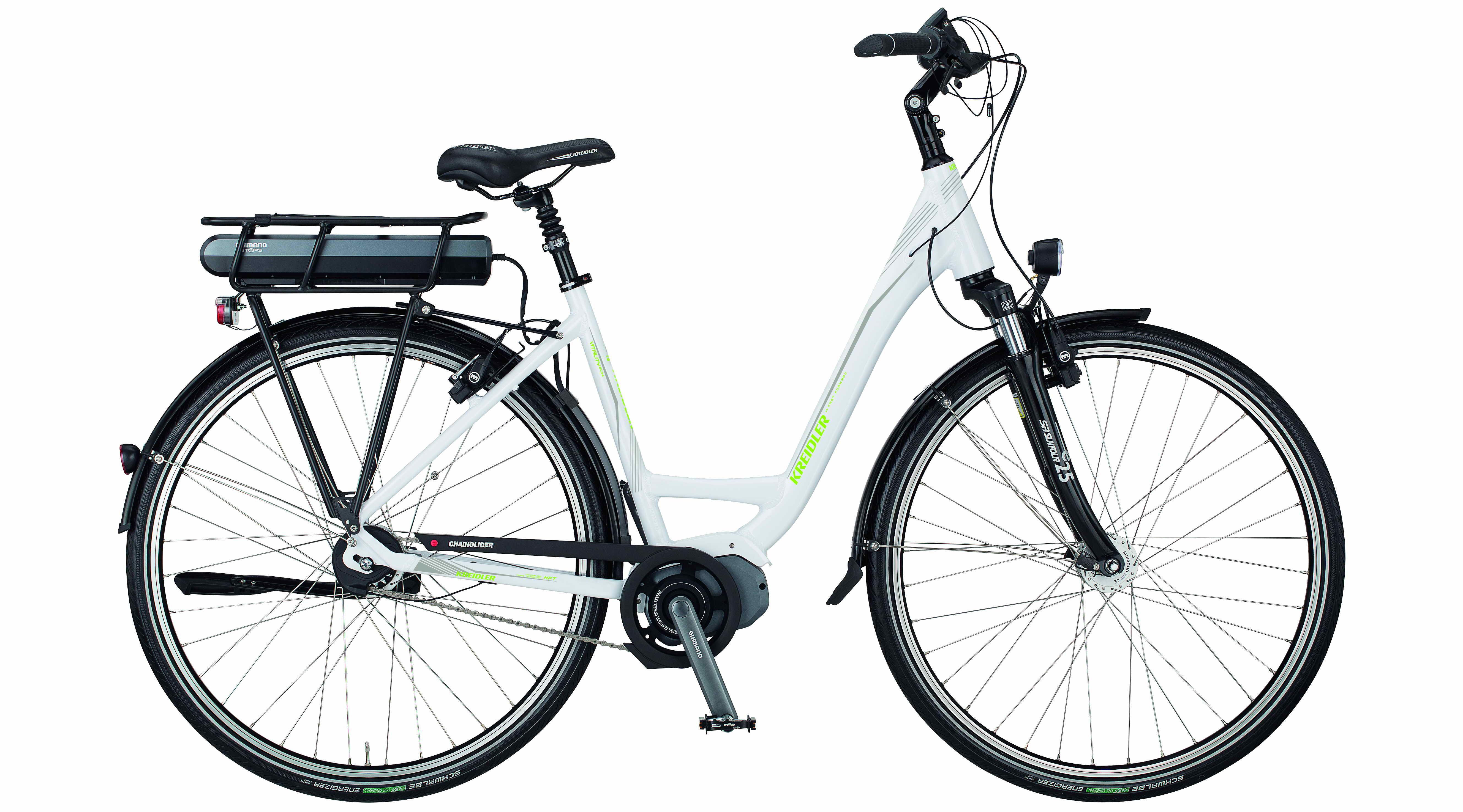 e rower kreidler vitality eco 4 di2 shimano nexus 8. Black Bedroom Furniture Sets. Home Design Ideas