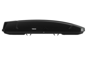 Auto Box - THULE Force Alpine (Black Matte)