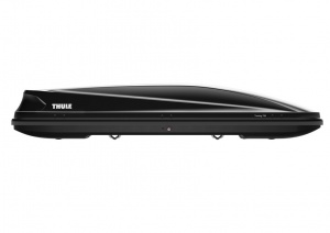 Auto Box - THULE Touring Alpine (Black Glossy )